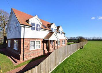 Swamp Road, Old Romney, Romney Marsh, Kent TN29. 4 bed detached house for sale