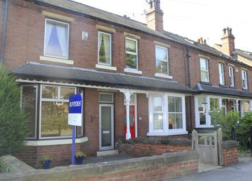 Thumbnail 3 bed terraced house for sale in Leeds Road, Tadcaster