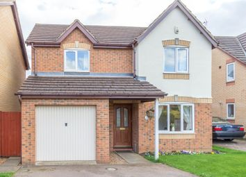 Thumbnail 3 bed detached house for sale in Mulberry Close, Wellingborough