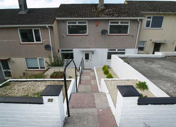 Thumbnail 3 bedroom terraced house to rent in Wilson Crescent, Plymouth