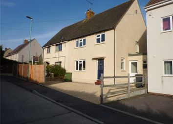 Thumbnail 3 bed semi-detached house to rent in Devereaux Crescent, Ebley, Stroud, Gloucestershire