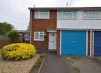 Thumbnail 3 bed end terrace house for sale in Binsted Drive, Blackwater, Surrey