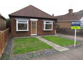 Thumbnail 2 bed bungalow to rent in Elm Road, March