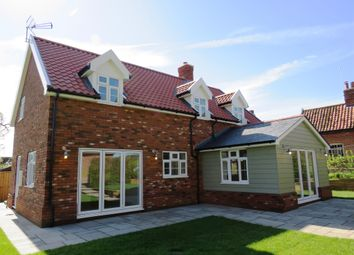 Thumbnail 3 bed detached house for sale in Shop Lane, Little Glemham, Woodbridge