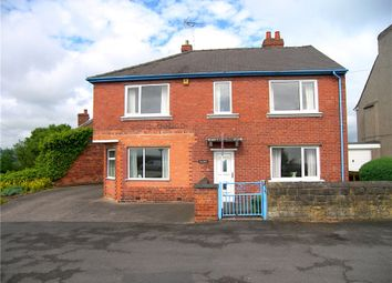 Thumbnail 3 bed detached house for sale in Hillcrest, Main Road, Stretton