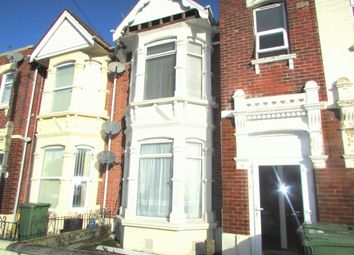 Thumbnail 1 bedroom flat to rent in Stubbington Avenue, Portsmouth, Hampshire