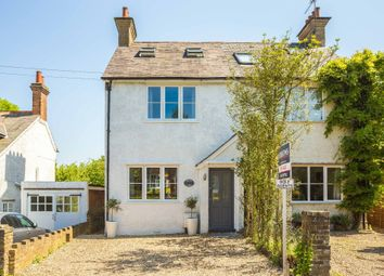 Thumbnail 3 bed semi-detached house for sale in Solesbridge Lane, Chorleywood, Rickmansworth