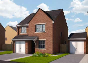 "Thumbnail 4 bed property for sale in ""The Ludlow At Havelock Park, Redcar"" at Stable Mews, Aske Road, Redcar"