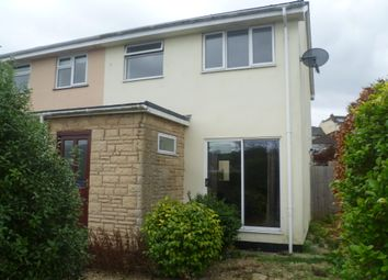 Thumbnail 3 bed semi-detached house to rent in Willhayes Park, Axminster