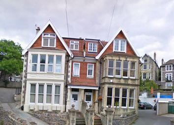 Thumbnail 1 bed flat to rent in Victoria Park, Weston-Super-Mare