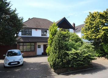 Thumbnail 4 bed detached house for sale in Wyndcroft Close, Enfield