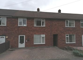 3 bed terraced house for sale in Tennyson Close, Hereford HR4