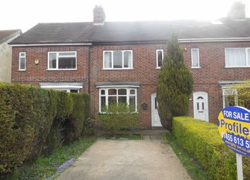 Thumbnail 3 bedroom terraced house for sale in Ashby Road, Hinckley
