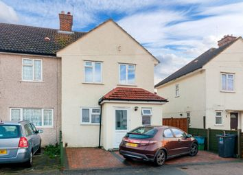 Thumbnail 4 bed end terrace house for sale in Foss Avenue, Waddon, Croydon