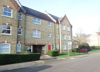 Thumbnail 2 bed flat for sale in Brushfield Way, Knaphill, Woking