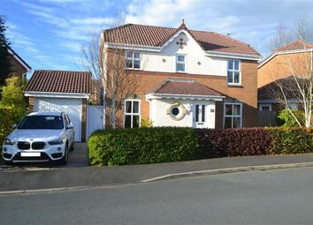 Thumbnail 3 bed detached house for sale in Ash Lane, Longridge, Preston