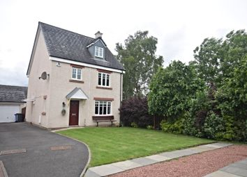 Thumbnail 4 bed detached house for sale in Woodburn Gait, Lanark