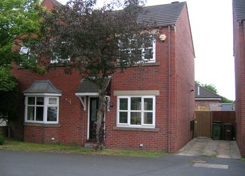 Thumbnail 2 bed semi-detached house to rent in Canal Court, Lofthouse, Wakefield
