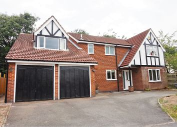 Thumbnail 5 bedroom detached house for sale in Cross Hedge, Rothley