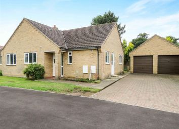 Thumbnail 3 bedroom detached bungalow for sale in Church Lane, Fenstanton, Huntingdon