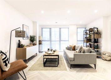 Thumbnail 1 bed flat for sale in B403, 10 Cross Lane, Hornsey, London