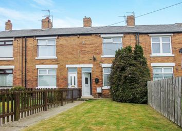 Thumbnail 2 bed terraced house for sale in Carlton Terrace, Peterlee