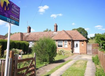 Thumbnail 2 bedroom semi-detached bungalow to rent in Cappell Lane, Stanstead Abbotts, Herts