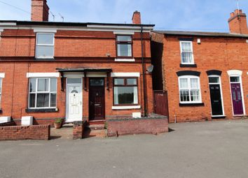 Thumbnail 2 bed terraced house for sale in The Crescent, Willenhall