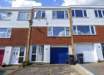 Thumbnail 4 bedroom terraced house for sale in Elmfield Close, Gravesend