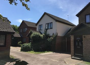 Thumbnail 3 bed link-detached house for sale in Holmlea Road, Datchet, Slough