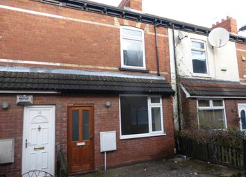 Thumbnail 2 bed terraced house for sale in Minnies Grove, Hull, North Humberside