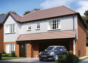 "Thumbnail 5 bed detached house for sale in ""The Cotham"" at Yeomanry Close, Daventry"