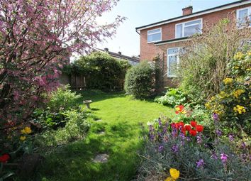 Thumbnail 3 bedroom end terrace house for sale in Goodwood Close, Hoddesdon