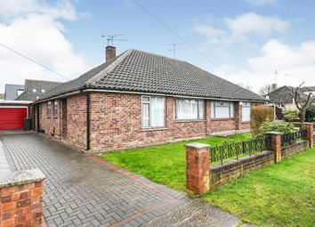 Thumbnail 2 bed semi-detached bungalow for sale in Brightside, Billericay