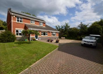 Thumbnail 5 bedroom detached house for sale in Byron Way, Exmouth, Devon