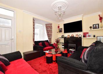 Thumbnail 3 bed end terrace house for sale in Ingram Road, Gillingham, Kent