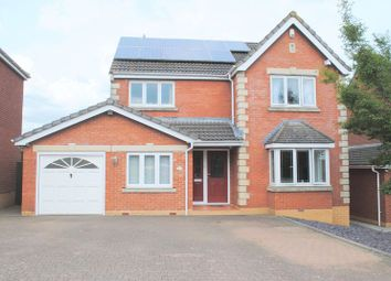 4 bed detached house for sale in Centaine Road, Rushden NN10