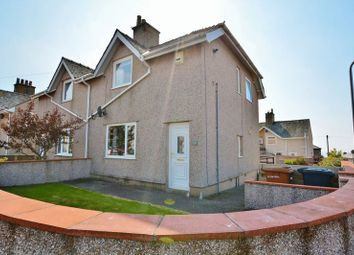 Thumbnail 2 bed semi-detached house for sale in Central Road, Whitehaven