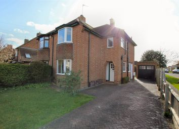 Thumbnail 3 bed detached house to rent in Shelford Road, Trumpington, Cambridge