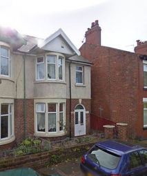 Thumbnail 3 bed end terrace house to rent in Claremont Road, Blackpool