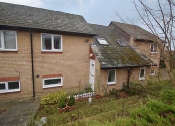 Thumbnail 3 bed terraced house for sale in Alabaster Close, Hadleigh, Ipswich