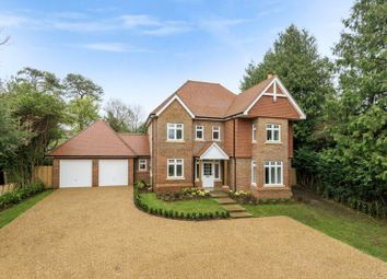Thumbnail 5 bed detached house for sale in Church Lane, Frant, Tunbridge Wells