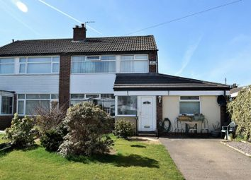 Thumbnail 3 bed semi-detached house for sale in Moorgate Drive, Astley, Tyldesley, Manchester