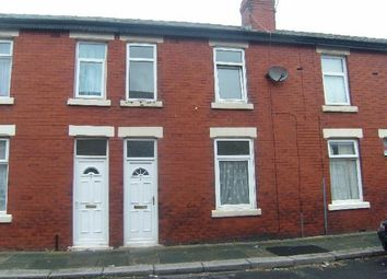 Thumbnail 2 bed terraced house to rent in Healey Street, Blackpool