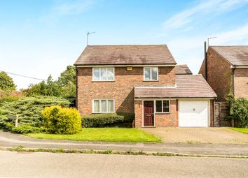 Thumbnail 4 bed detached house for sale in Rumptons Paddock, Grendon Underwood, Aylesbury