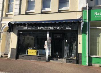 Thumbnail Retail premises to let in Lucius Street, Torquay
