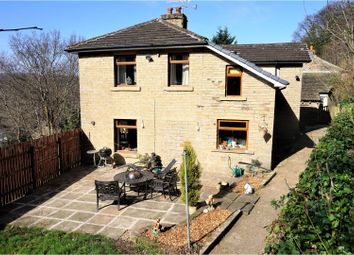 Thumbnail 4 bed detached house for sale in Robin Hood Hill, Huddersfield
