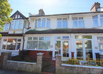 Thumbnail 3 bed terraced house for sale in Lynwood Gardens, Croydon
