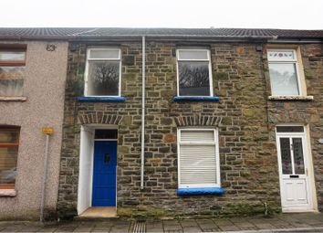 Thumbnail 3 bedroom terraced house for sale in Morgannwg Street, Pontypridd