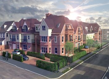 Thumbnail 2 bedroom flat for sale in Harold Grove, Frinton-On-Sea